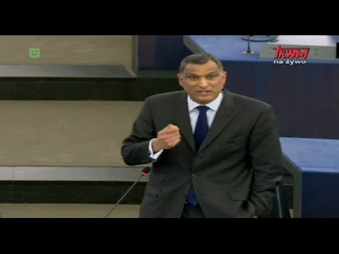 Wystąpienie Syeda Kamalla w PE, 19.01.2015