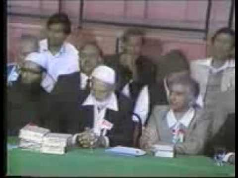 Arab Christian Challenged Ahmed Deedat