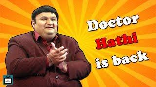 Nirmal Soni joins Tarak Mehta...as Dr.Hathi | Exclusive | TellyChakkar - TELLYCHAKKAR