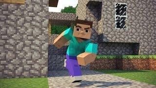 Майнкрафт 1.8 Выживание с Девушкой - КРОЛИКИ в Minecraft 1.8