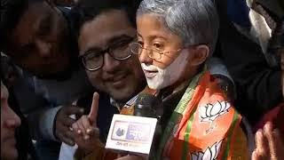 Watch 'Chota Modi' doing mimic of PM Modi over Gujarat victory - NEWSXLIVE