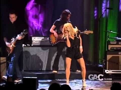 Julianne Hough That Song In My Head The Academy Of Country Music Awards New Artists Show