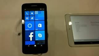 Alcatel Pop 2 أول هاتف ويندوز فون مزود بشريحة بمعمارية 64 بت