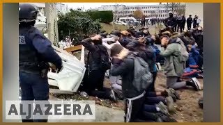 🇫🇷Yellow vest protest: Anger at riot police punishment of students l Al Jazeera English - ALJAZEERAENGLISH