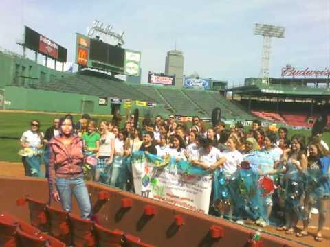 Think Outside the Bottle PSA - Fenway