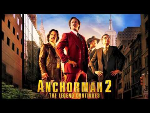 Robin Thicke & Ron Burgundy - Ride Like The Wind