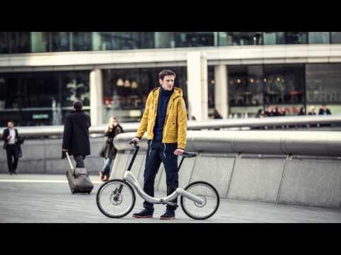 Film promocyjny roweru JIVR.