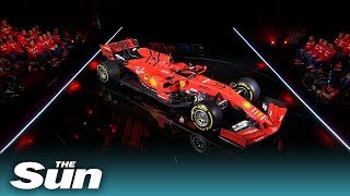 Ferarri unveil new 2019 Formula One car - THESUNNEWSPAPER