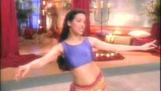 Танец живота. Танец с вуалью. Обучение
