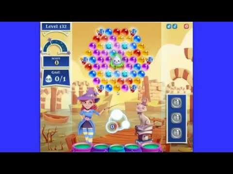 Bubble Witch Saga 2 level  132