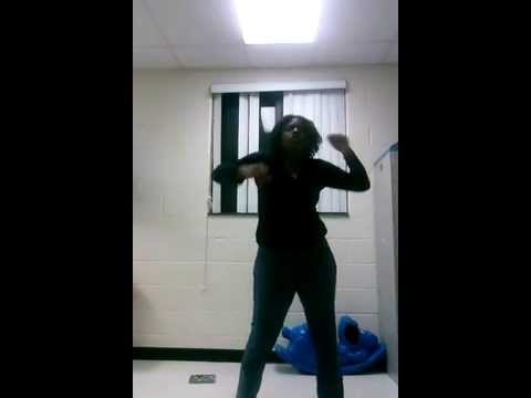Taneesha Gray dance To Maurice williams & the zodiacs- Stay