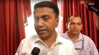 'I will try my best to make Goa a prosperous state': Goa CM Pramod Sawant - ZEENEWS