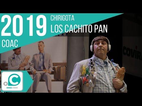 Sesión de Cuartos de final, la agrupación Los cachitopan actúa hoy en la modalidad de Chirigotas.