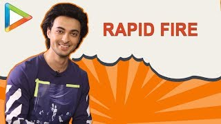 """Aayush Sharma: """"I am not tired of the NEPOTISM question""""