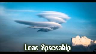 Royalty Free :Lone Spaceship