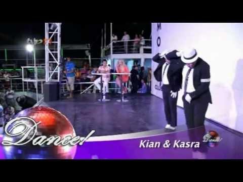 Kian & Kasra   Semi Final Dance Competitions of TVPersia 1   Antalya  Serie 3