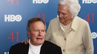 George H.W. Bush, Barbara Bush hospitalized - CNN