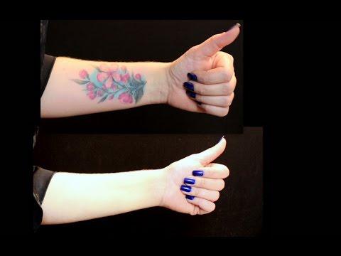 Como esconder tatuagem com maquiagem por Alice Salazar