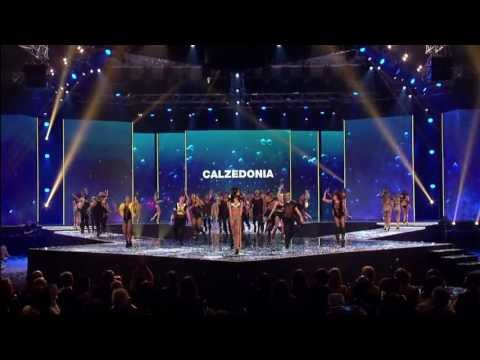 Calzedonia Summer Show Forever Together 2013: red carpet e abiti …