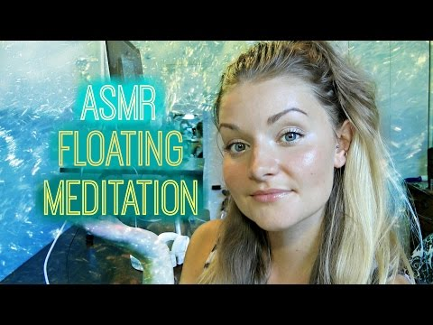(ASMR) Floating Meditation - First Experience