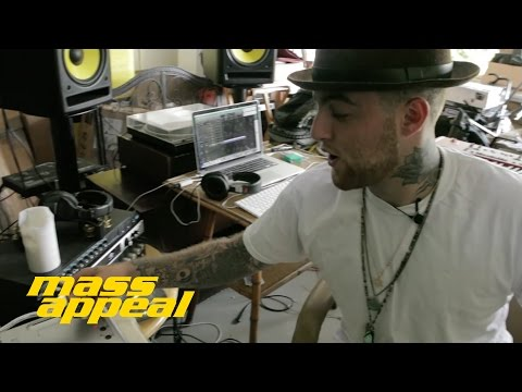 Mac Miller - Mac Miller Partakes In Mass Appeal's Rhythm Roulette