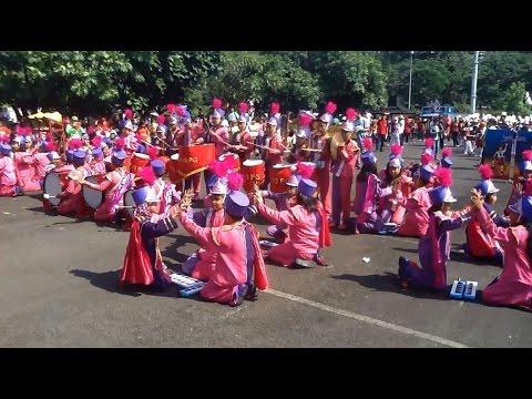 SDN Kayu Putih 03 Pagi Jakarta Timur @ Lomba Drum Band HUT TMII 2015