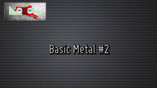 Royalty FreeMetal:Basic Metal #2