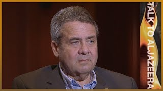 Former German FM Sigmar Gabriel: MBS 'overestimated his position in the region' |Talk to Al Jazeera - ALJAZEERAENGLISH