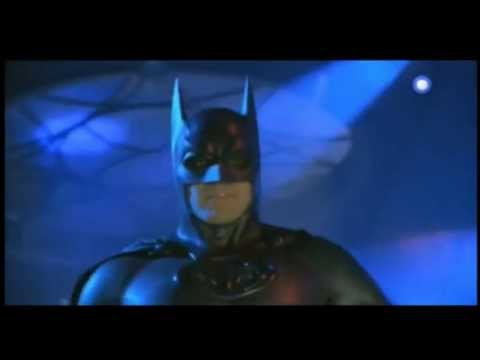 BATMAN & ROBIN SUNDAY DARKNIGHTS GREEK TV PROMO