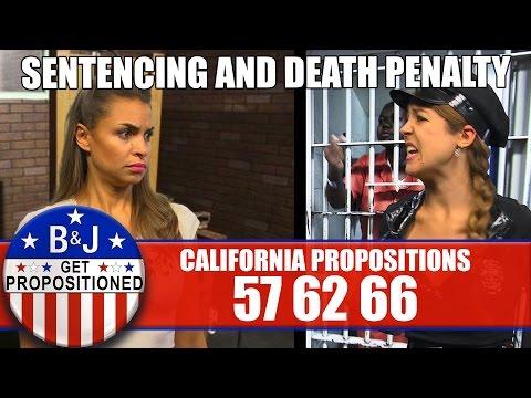 Props 57/62/66: Sentencing & Death Penalty