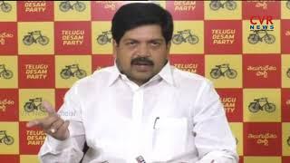 TDP Minister Kollu Ravindra Fires on Central Govt over AP Funds | CVR News - CVRNEWSOFFICIAL