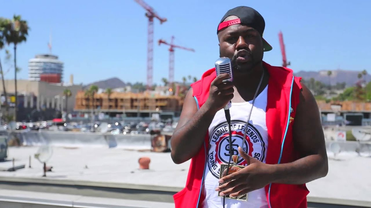 Mistah F.A.B. - Hollywood Freestyle (Video)