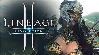 Скачать Lineage II Revolution? - Обзор андроид игры
