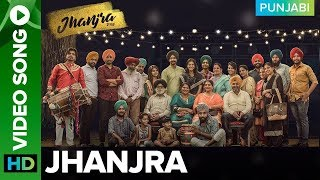 Jhanjra | Official Music Video | Jaspreet Sondh - EROSENTERTAINMENT