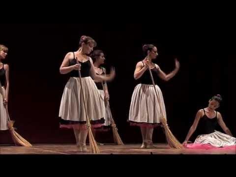 ΣΤΑΧΤΟΠΟΥΤΑ (χορογραφία από την παράσταση 2012)