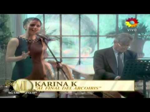 Alberto Favero y Karina K