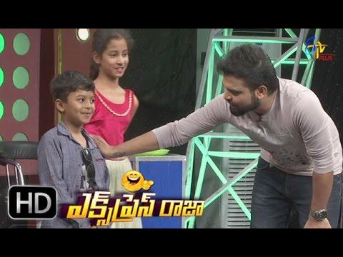 Express Raja | 4th May 2017  | Full Episode 164 | ETV Plus | cinevedika.com