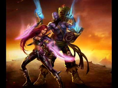 League of Legends - Login Theme/Champion Select Theme