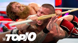 Savage Kendo stick attacks: WWE Top 10, July 1, 2020