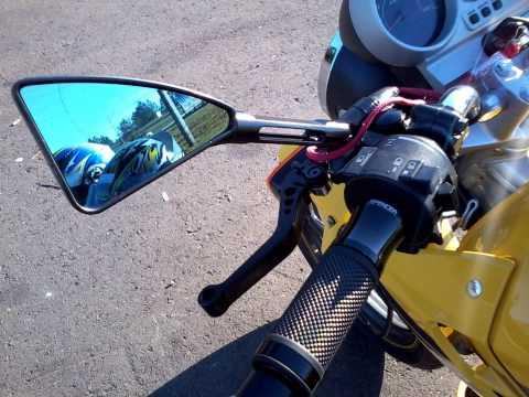 Twister CBX 250 Amarela equipada com peças do Tiozão!!!!