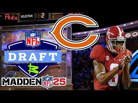 Chicago Bears draft Kyle Fuller | NFL Draft | Madden