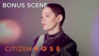 Does Rose McGowan Have the Support of Her Family? | CITIZEN ROSE | E! - EENTERTAINMENT