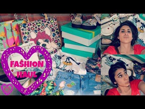 Fashion Haul Spring Edition | Shopping de Primavera