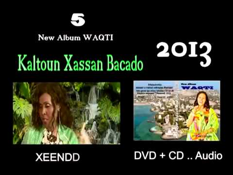 new dvd+cd kaltuun bacado 2013 coming soon