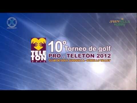 X Torneo de Golf Pro Teletón