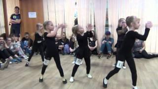 Детские танцы в Челябинске. Школа танцев Study-on, Челябинск