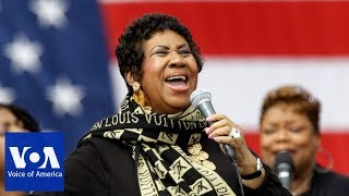 IN PHOTOS: Aretha Franklin Through the Years - VOAVIDEO