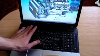 Ноутбук Aсer aspire e1-531g(Бюджетный и производительный)