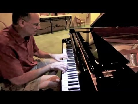 Maple Leaf Rag — Scott Joplin piano