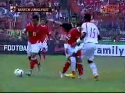 Indonesia National Football Team Goals!